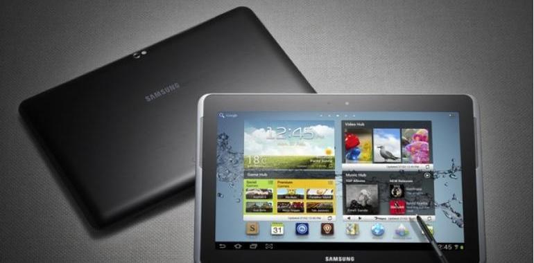 Samsung tente de défier Apple avec son nouveau Galaxy Note
