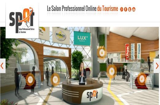 le salon professionnel online du tourisme se tiendra du 29