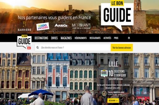 Webedia veut investir entre 5 et 20 millions d'euros dans Le Bon Guide