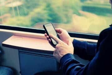 Wifi dans les avions Air France et les trains SNCF