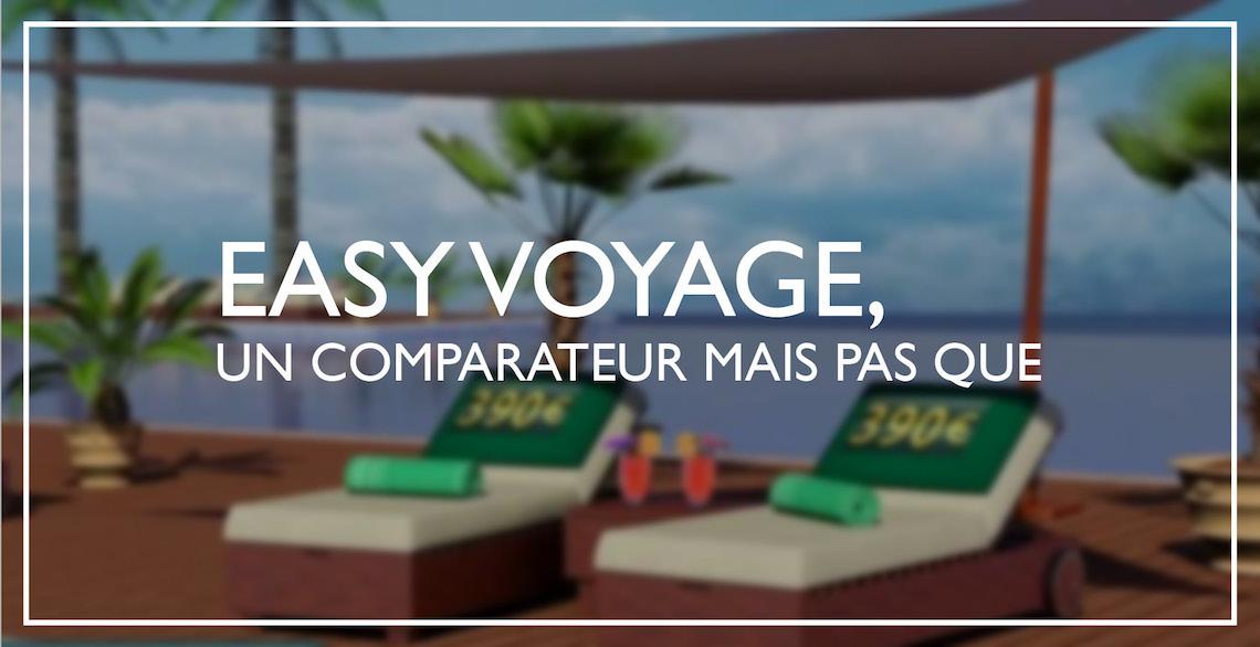 Easyvoyage lance le premier comparateur en ligne de clubs for Comparateur de comparateur hotel
