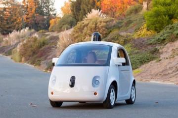 google car_voiture autonome