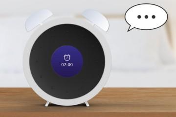 Hôli Bonjour réveil connecté intelligence artificielle