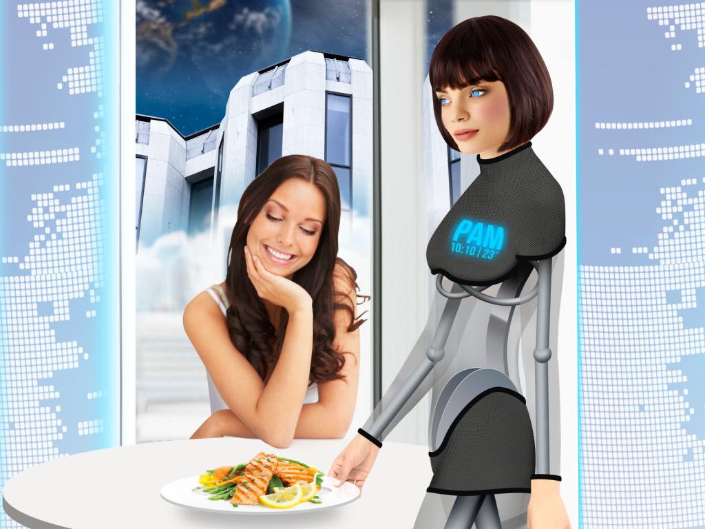 hotel_robot