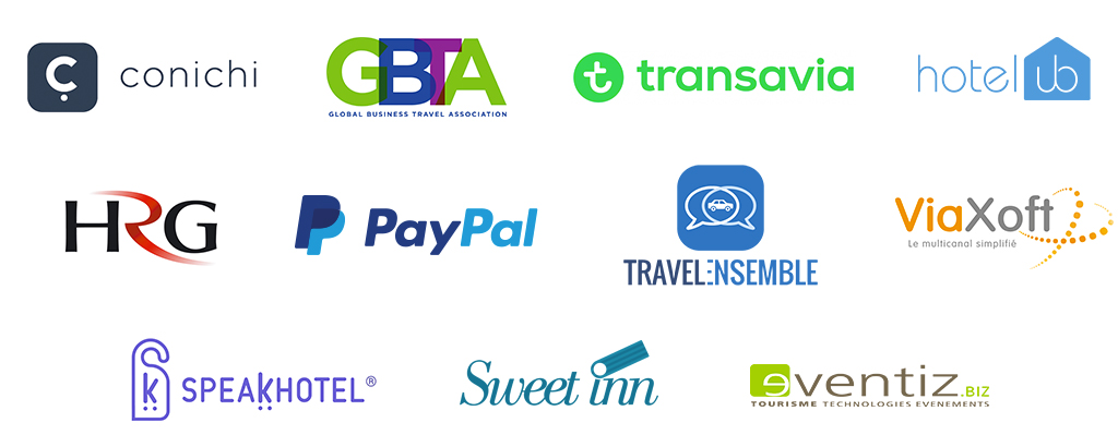 partenaires Future of Business Travel 2017