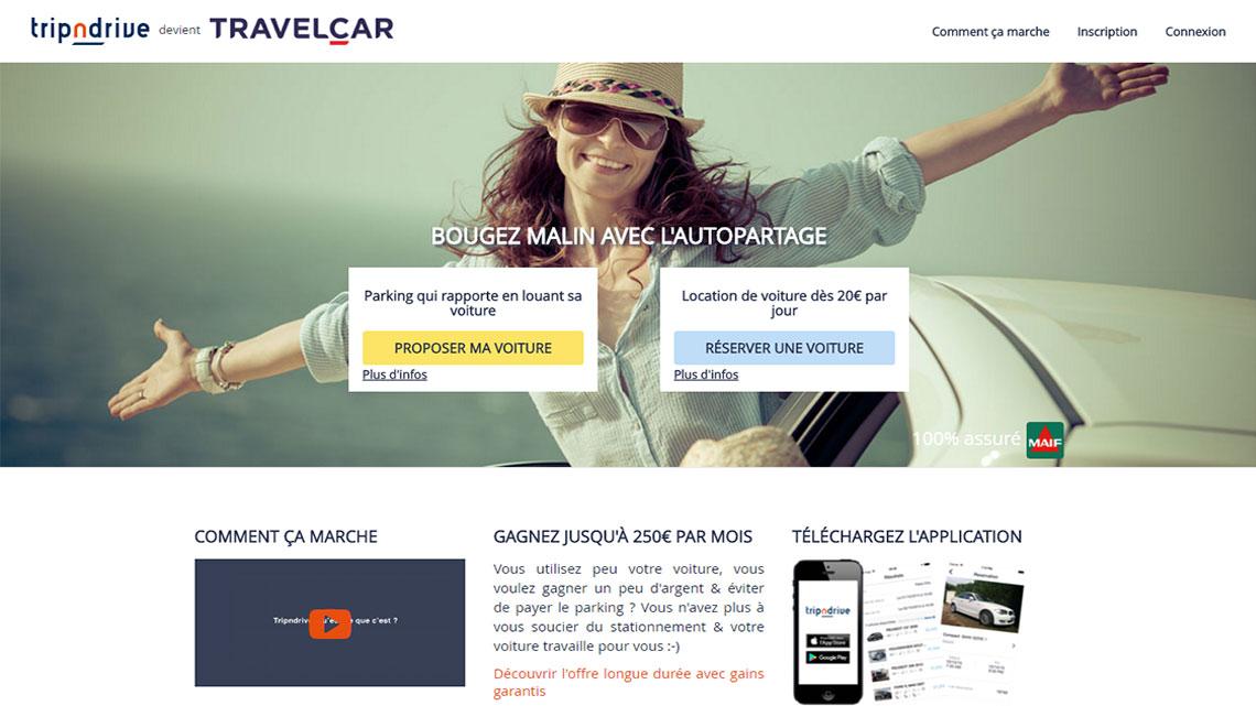 tripndrive_travelcar_website