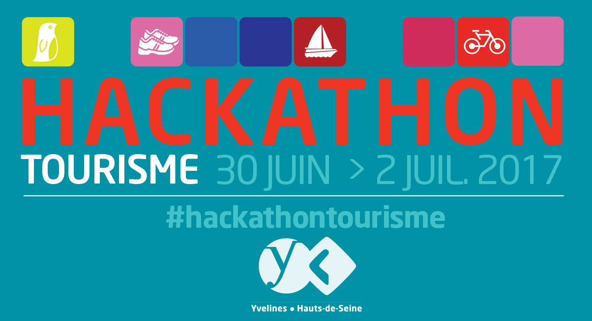 Le premier hackathon tourisme yvelines hauts de seine se for Les yvelines tourisme