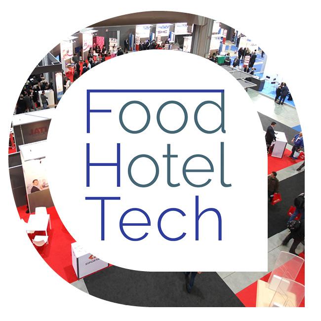 Food hotel tech le salon d di au digital dans l for Salon du digital