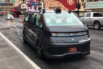 Navya introduit ses taxis électriques autonomes aux USA via Keolis