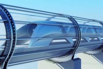 Hyperloop a déjà développé une application pour ses usagers