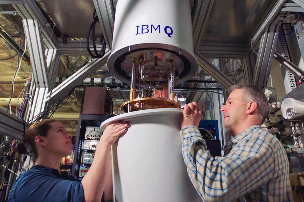 ordinateur-quantique-IBM-Research-IBM-Q