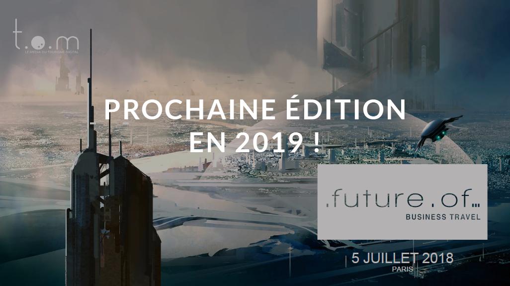 future of business travel rendez-vous en 2019