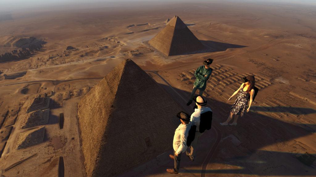 L'immersion virtuelle va-t-elle relancer l'attrait des lieux culturels ? - TOM