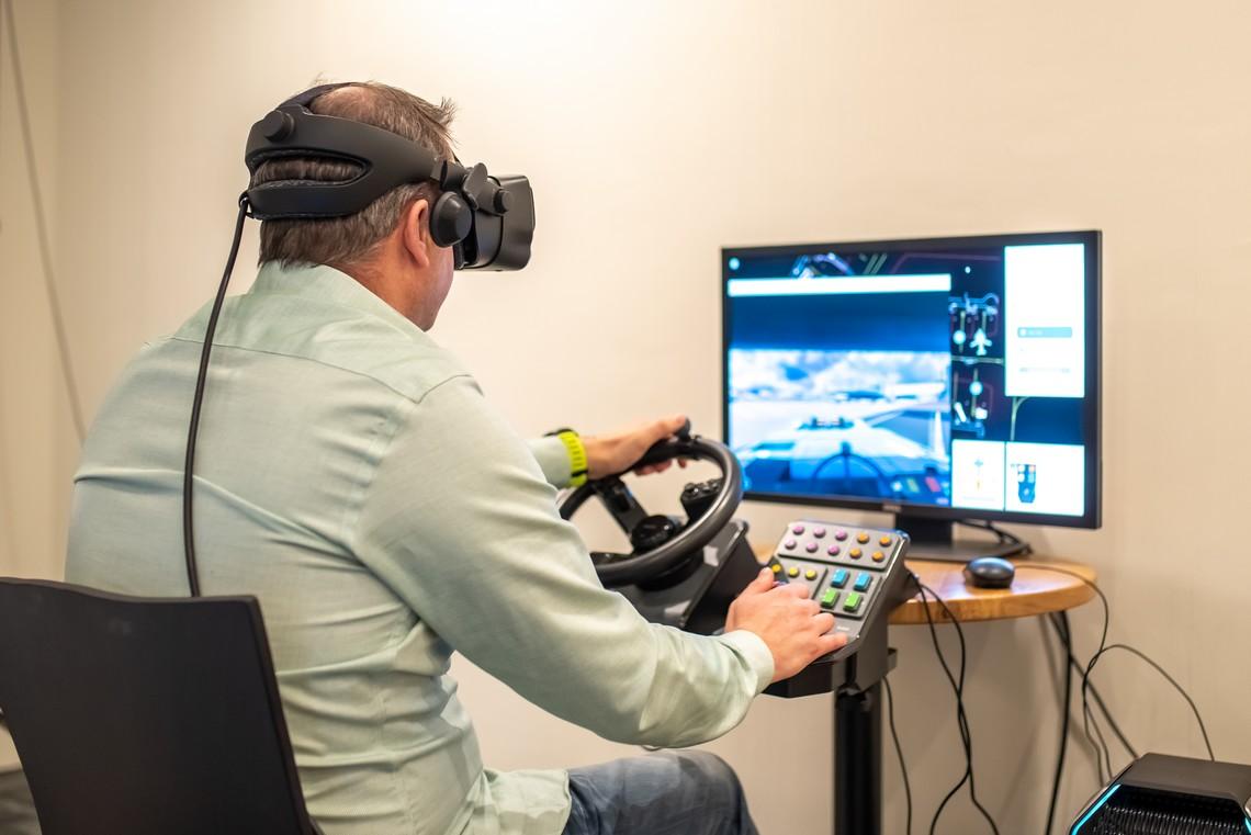 KLM veut former tous ses pilotes grâce à la réalité virtuelle - TOM