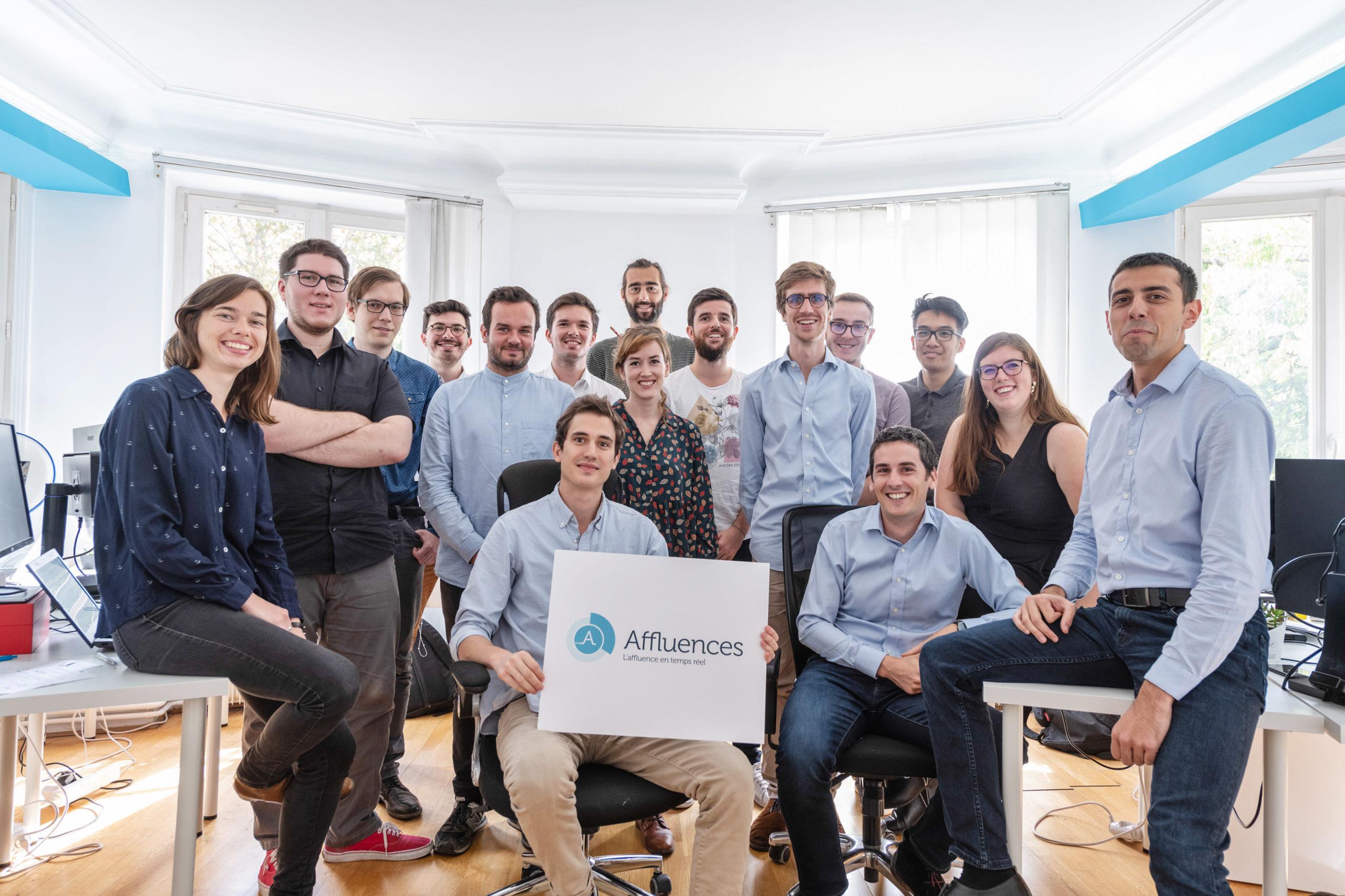 La startup Affluences lève 4 millions d'euros