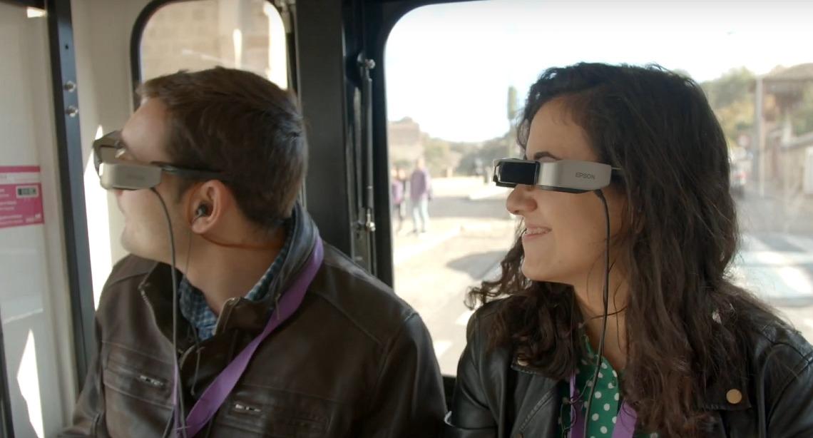 Les cas d'usage de la réalité augmentée durant un voyage - TOM