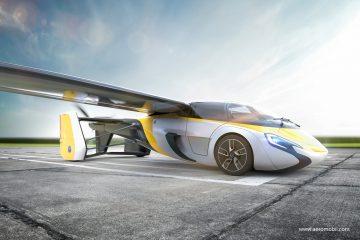 Avec sa voiture volante, AeroMobil se lance à l'assaut du ciel