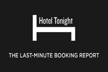 HotelTonight présente son rapport sur les réservations de dernière minute