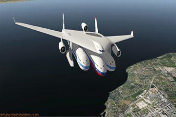 Le projet Clip-Air, un avant-goût de l'avion du futur ?