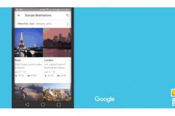 Google veut remplacer les OTA avec son outil « Destinations »