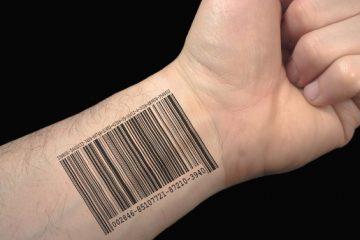 Google et Motorola travailleraient sur des «tatouages connectés»