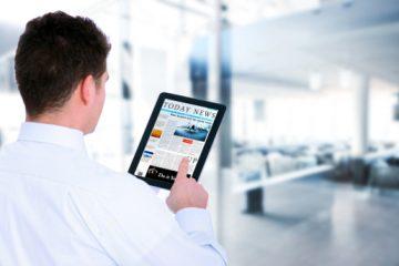 Hub One instaure la lecture numérique dans les aéroports