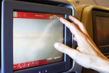 Les IFE, bientôt une source de revenu pour les compagnies aériennes