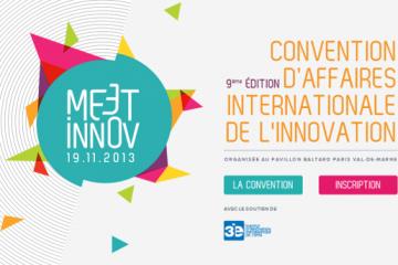 La 9e édition de Meet Innov donne rendez-vous aux acteurs innovants