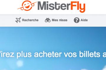 MisterFly lève 20 millions d'euros