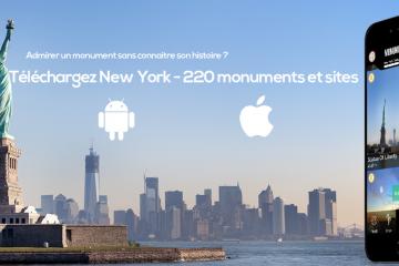 Monument Tracker, l'application pour repérer les édifices aux alentours
