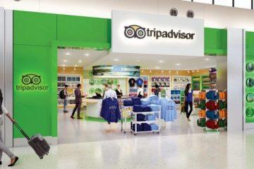 TripAdvisor va ouvrir sa première boutique physique dans l'aéroport de Raleigh-Durham