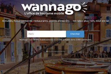 Wannago lève 300 000 euros et dynamise les Offices de Tourisme