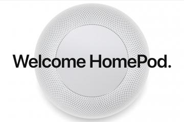 Apple se dote à son tour d'une enceinte intelligente