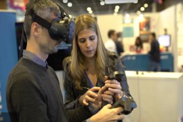 #IFTM2018 : Quelles sont les technologies présentées au corner innovation d'Amadeus?