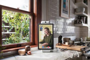 Facebook dévoile Portal, son écran connecté équipé d'Alexa