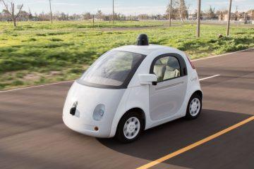 L'ordinateur de la Google Car sera reconnu comme un conducteur devant la loi