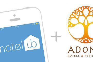 Hotelub signe un partenariat avec le groupe hôtelier Adonis