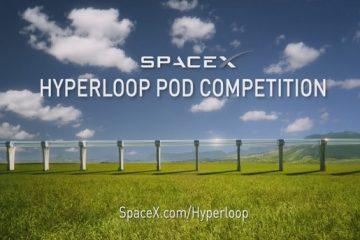 Elon Musk lance un concours d'idées pour l'Hyperloop