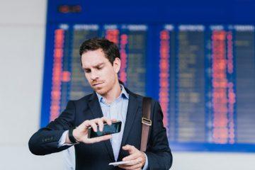 Mobilité : les voyageurs d'affaires constamment connectés