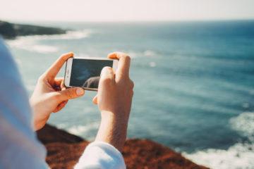 Les usages et comportements des Français connectés en vacances