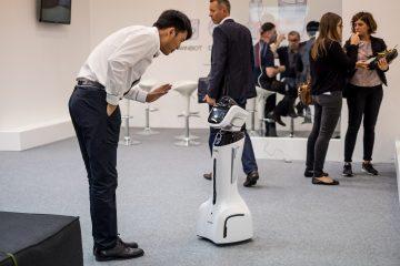 Robots de téléprésence : technologie d'avenir pour les musées ?