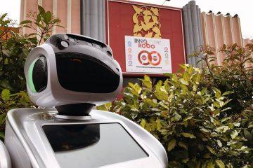 Innorobo : 6 robots prometteurs pour le secteur du Tourisme