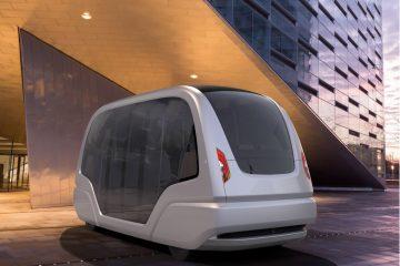 Bientôt des taxis autonomes à Singapour